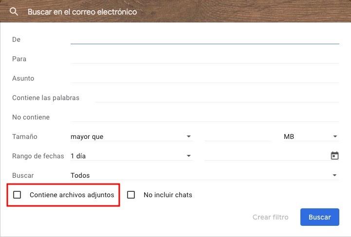 Cómo Buscar En Gmail Los Correos Que Tengan Archivos Adjuntos