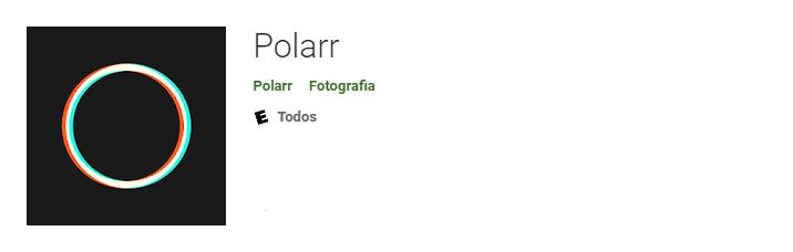 Programa Para Editar Fotos En PC (Fuente: Print de pantalla Google Play)