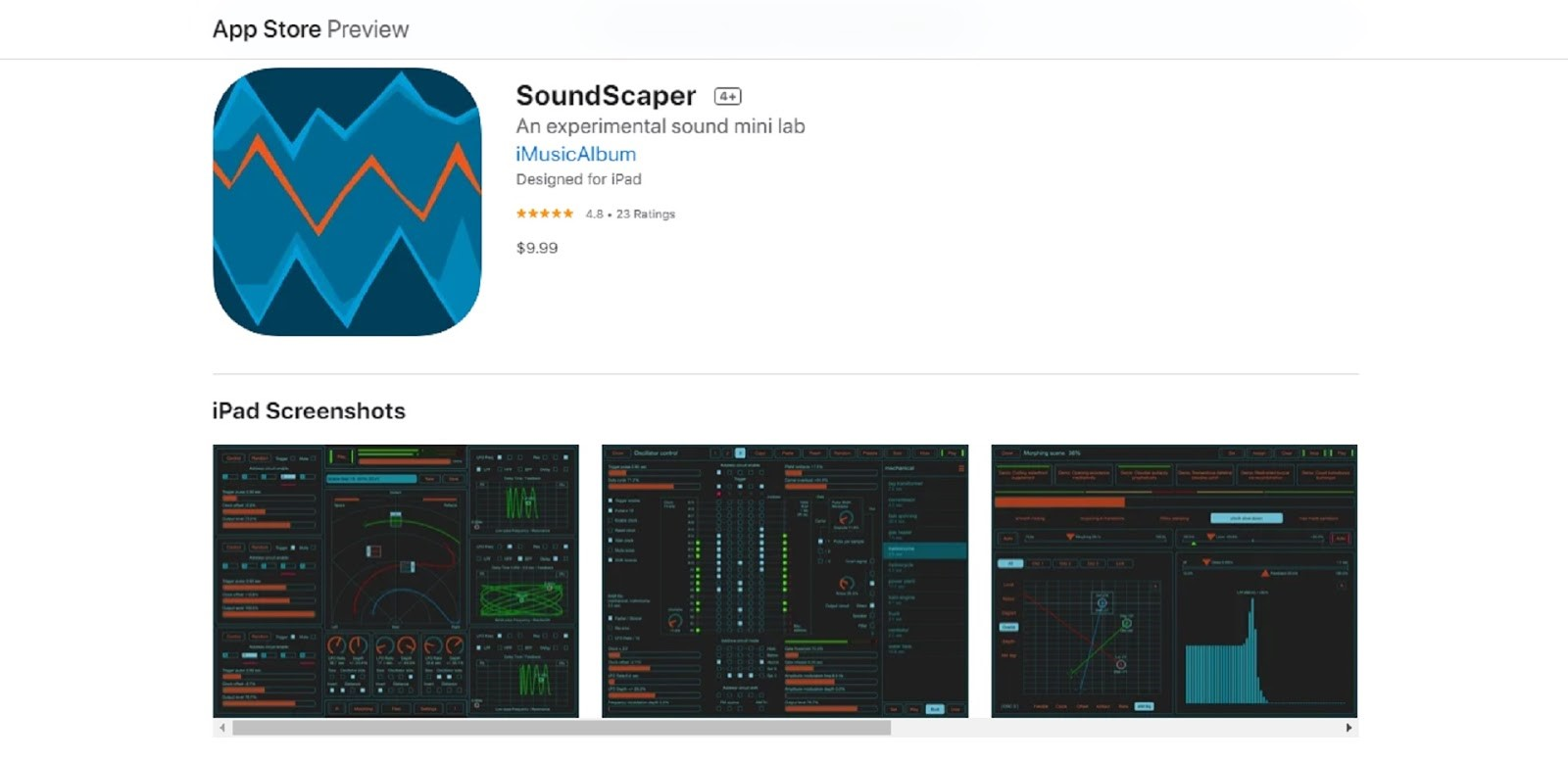App Para Crear Músicas En iPhone