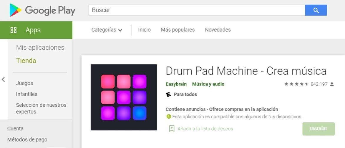 Aplicación Para Hacer Canciones En Android